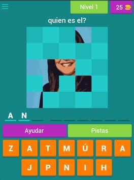 Adivinha Sin Tu Mirada apk screenshot