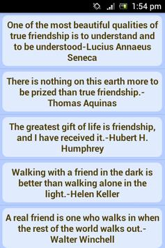 Best FriendShip Quotes 2016 poster