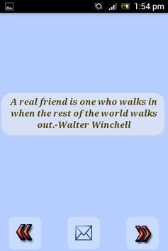Best FriendShip Quotes 2016 apk screenshot