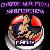 Omae Wa Mou Shindeiru Button - The best, Nani?! icon