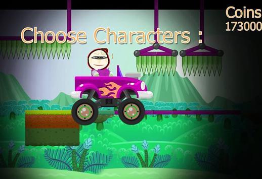 Super Teacher  Baldi : New Cars Adventure screenshot 2