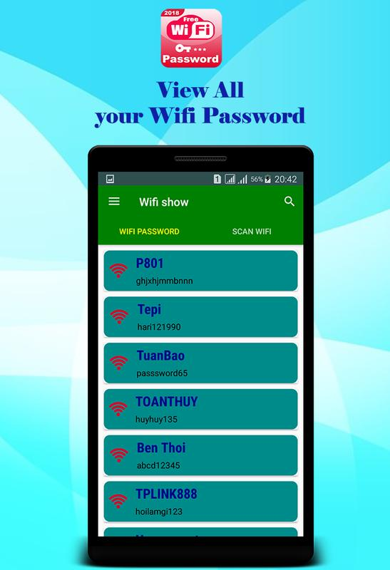 wifi password viewer apk uptodown