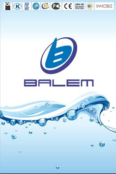 BALEM TIME CONTROLLER poster