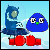 Super Popou Alien World icon