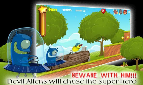 Super Spider Alien World poster