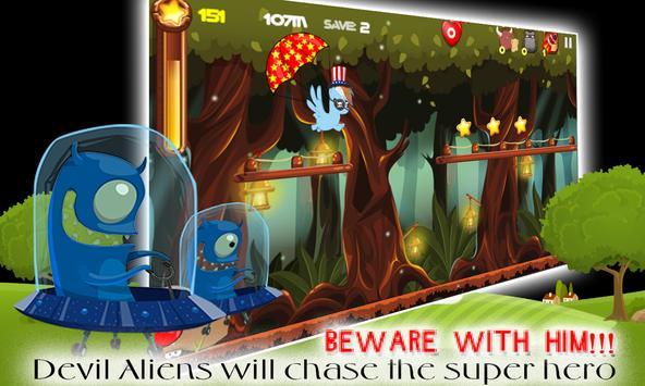 super unicorn alien world poster