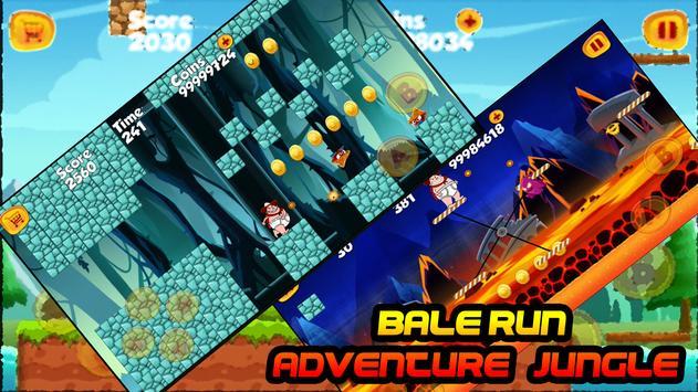 Bale run Adventure - Hell apk screenshot