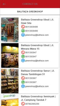 Balitaza greenshop screenshot 1