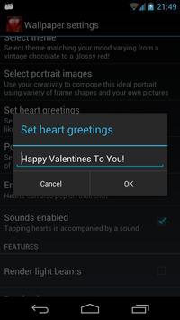 Lovely Hearts Galore apk screenshot