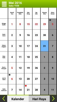 Kalender Bali 2018 apk screenshot