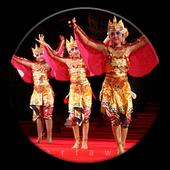 Aplikasi Tarian Bali icon