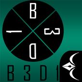 B3D1 icon