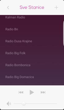 BalkanRadio v2 apk screenshot