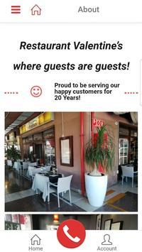 Restaurant Valentine's screenshot 3