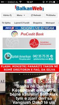 Balkanweb screenshot 3