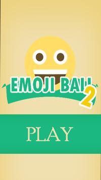 emoji ball 2 poster