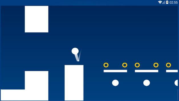 bouncing crazy ball apk screenshot