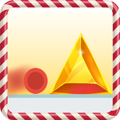 Christmas Game Ball Free icon