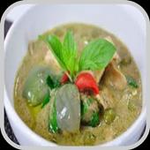 เมนูอาหารไทย icon