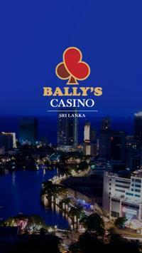 Bally's Casino Sri Lanka poster