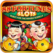 88 Fortunes™ - Free Slots Casino Games Online icon