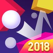 Super Ballz 2018-Brick breaker puzzle icon