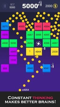 Super Ballz 2018-Brick breaker puzzle screenshot 2
