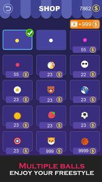 Super Ballz 2018-Brick breaker puzzle screenshot 4