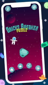 Bricks Breaker poster