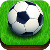 Ball and wall icon