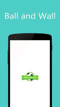 Ball and wall apk screenshot