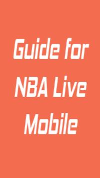 Cheats for NBA Live Mobile poster