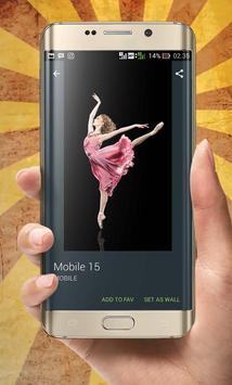 Ballet Wallpapers screenshot 7