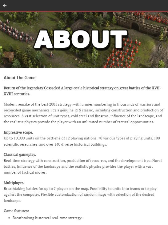 All Cossacks 3 Cheat Codes for Android - APK Download