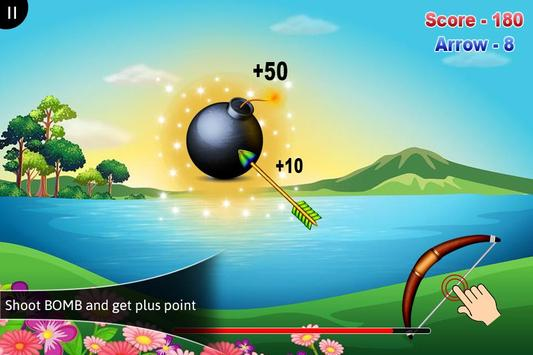 3D Balloon Archery screenshot 4