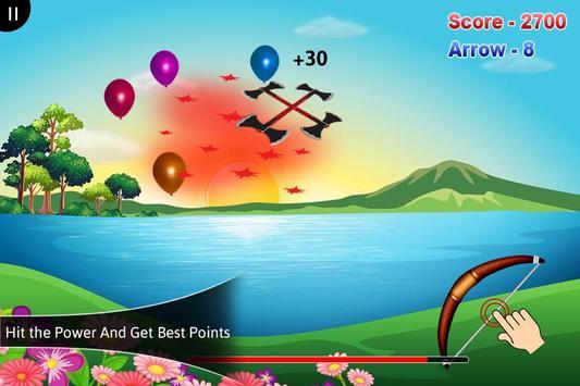 3D Balloon Archery screenshot 5
