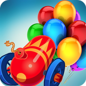 Balloon King Fight icon
