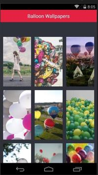Balloon Wallpapers poster