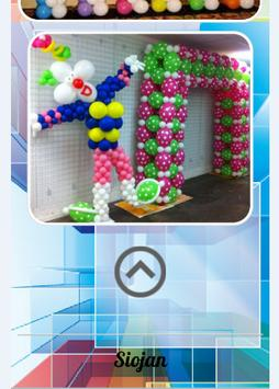 Balloon Decorations screenshot 2