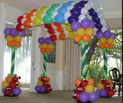 Balloon Decorations screenshot 5