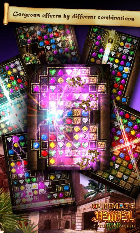 Ultimate Jewel 2 Tutankhamun For Android Apk Download