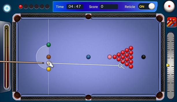 Master 8 Ball Pool Snooker screenshot 3