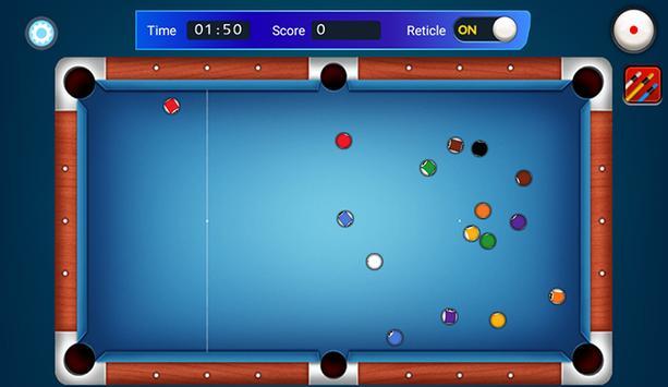 Master 8 Ball Pool Snooker screenshot 2