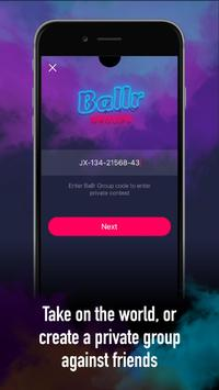 Ballr apk screenshot