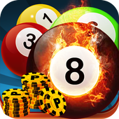 8Ball Pool instant Rewards: unlimited coins & cash icon