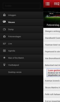 Feyenoord Nieuws - FR12.nl screenshot 2
