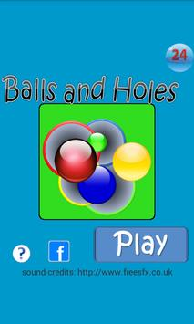 Balls and Holes poster