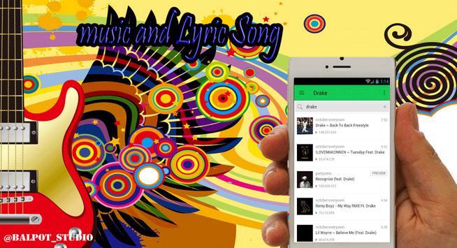 Drake All Song apk screenshot