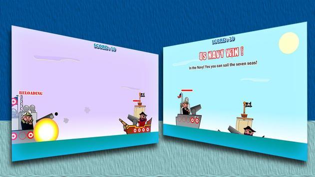 Black Beard Down apk screenshot