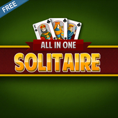 All In One Solitaire - Free icon